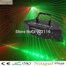 niugul rgb laser lines beam scans dmx dj dance bar coffee xmas home party ktv disco