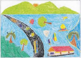 Free tsunami drawing vectors (60). Indian Ocean Tsunami Survivors Reunited With Childhood Drawings Global Development The Guardian