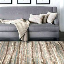 striped area rugs 6 x 9 black and white wool rug 10x14 8 the home depot