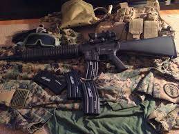 Marine Rifleman Marine Corps Recon Rifleman Loadout Airsoft