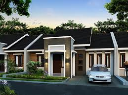 simple modern home design. Trend Simple Minimalist Modern Home Design. Small House Design