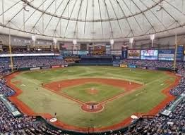 Tropicana Field Seating Chart View Tampa Bay Rays Tickets Goodytickets