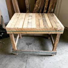 wooden pallets furniture ideas. Wood Pallet Furniture Ideas. Bench Ideas For Your Office Wooden Pallets