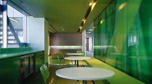 green office. green office space in demand