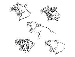 Xem thêm ý tưởng về hình xăm con hổ, hình xăm, ý tưởng hình xăm. Hinh Xăm Con Hổ File Vector