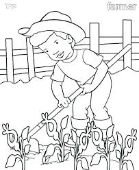 Community Workers Coloring Pages Helper Page Chef Helpers ...