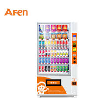 Snack Vending Machine Services Custom China Afen SelfService Automatic Snack Vending Machine China