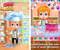 Little Chef Master Apk Download latest android version 1.0.1-  com.gameiva.littlechefmaster