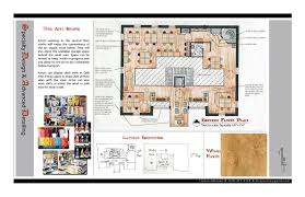 Interior Design Student Portfolio Book Home And Furnitures