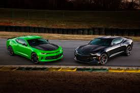 Chevy Confident Camaro 1LE Can Outperform Mustang GT350