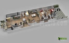 yantramstudio com 3d floor plan design