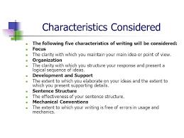 characteristics of an essay % original dissertation consultation costs