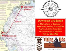 Downeast Tide Chart 2018 Downeast Challenge Sailing Anarchy Sailing Anarchy