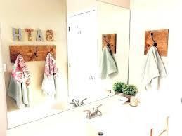 wood towel rack with hooks thestreetvibeco