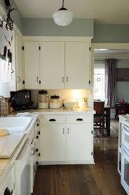 Kitchen Cabinets Small Kitchen Wooden Ikea Small Kitchen With - Contemporary kitchen colors