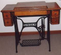 Antique Singer Sewing Machine Values