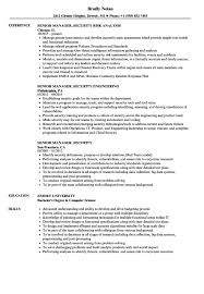 Security Resume Sample Senior Manager Security Resume Samples Velvet Jobs Sample 71
