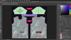 Teespring Design Software Teespring Design Template Tutorial All Over Print Tees
