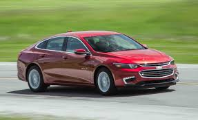 2016 Chevrolet Malibu Hybrid Test – Review – Car and Driver