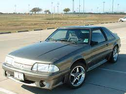 1989 Ford Mustang Pictures Cargurus Ford Mustang Mustang Fox Body Mustang