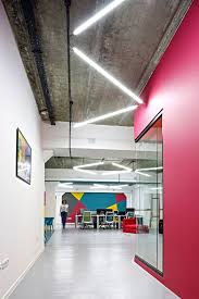 industrial office. Office:A World Of Color And Creative Design Modern Industrial Office In Together With Staggering