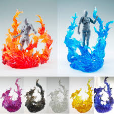 <b>Tamashii EFFECT Impact</b> BURNING <b>FLAME</b> Toys Fix Play Arts ...