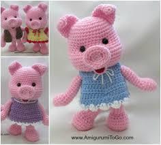 Crochet Cow Pattern Custom Inspiration