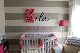 Small Picture girls modern baby nursery diy nursery wall art
