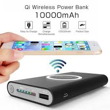 Wireless Design Pocket Sized Charger For Iphone Us 11 59 41 Off External Battery Charger 10000mah Portable Usb Power Bank Wireless Charging Powerbank For Iphone X 8 Plus Samsung Note 8 S8 S9 In