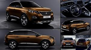 2018 peugeot 3008 interior. fine 3008 2018 peugeot 3008 hd image with peugeot interior