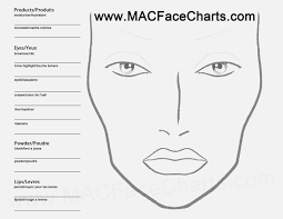 how to create makeup face charts mkf insute artist seven mon mistakes everyone makes in