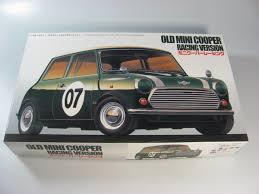 Sport Series mini cooper bmw : Old Mini Cooper Racing Version - Fujimi | Car-model-kit.com