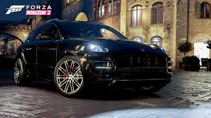 10 Porsche Models Added To Forza Horizon 2, Including Macan Turbo ...