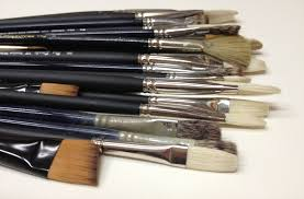do you really need all those paint brushes
