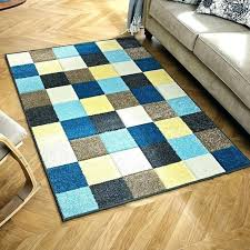 blue and brown rug teal albion blue brown area rug