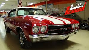 1970 Chevrolet Chevelle SS 454 LS5 Factory A/C - Numbers Matching ...