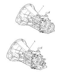 2005 dodge dakota transmission assembly select an illustration to view its particular parts 1 getrag manual