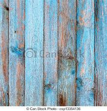Image Boards Rustic Wooden Fence Purification Of Blue Paint Csp13354136 Can Stock Photo Rustic Wooden Fence Purification Of Blue Paint Bright Background