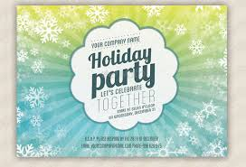 Free Holiday Party Templates Holiday Template 10 Free Psd Eps Ppt Documents Download