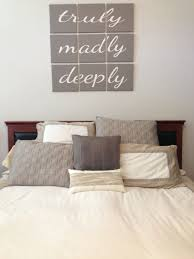 canvas wall art master bedroom truly madly deeply on canvas wall art for master bedroom with canvas wall art master bedroom truly madly deeply for the