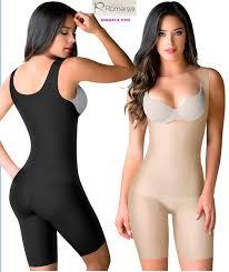 Fajas Colombianas Size Chart Details About Romanza Fajas Colombianas Levanta Cola Postpartum Reductoras Body Shaper Short
