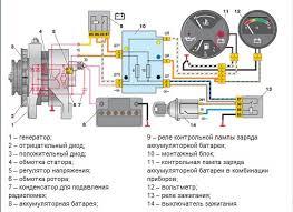 Контрольная лампа зарядки аккумулятора бортжурнал Лада  Лада 2107 Сделано в СССР › Бортжурнал › Контрольная лампа зарядки аккумулятора
