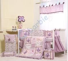 incredible 6 pc girl ba bedding set summer ba crib bedding cotton ba baby bedding sets for girls decor
