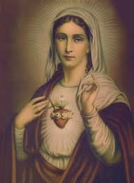 august is the month of the immaculate heart of mary let us pray prayer of hope by st alphonsus liguori saint of the day august most holy virgin