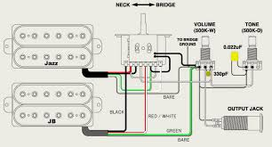 suggestions for wiring 2 humbuckers 5 way jemsite