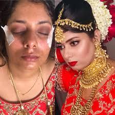 bridal makeup artists gurgaon delhi