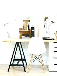 white chair with wooden legs white chair with wooden legs white desk chair wooden legs desk