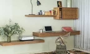 hanging desk shelf under