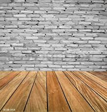 Innovation Wood Floor And Wall Background Interior Vintage With Red Brick To Design Inspiration