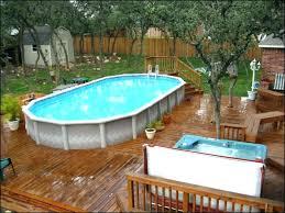 pool deck kits outdoor wonderful decks around above ground pools and wood best sealer